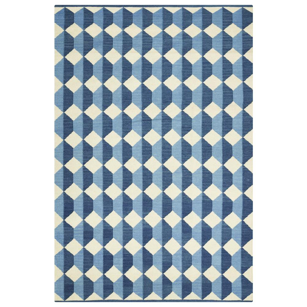 Carpet Jodhpur, blue, different sizes