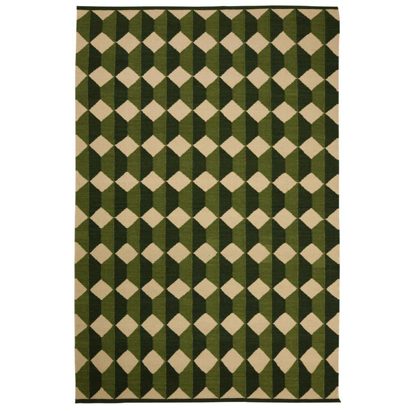 Carpet Jodhpur, green, different sizes