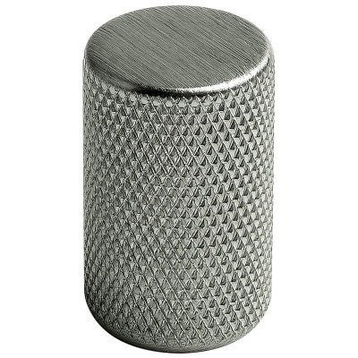 Engraved cabinet knob Graf, stainless steel NDH Handle - Nordic Design Home