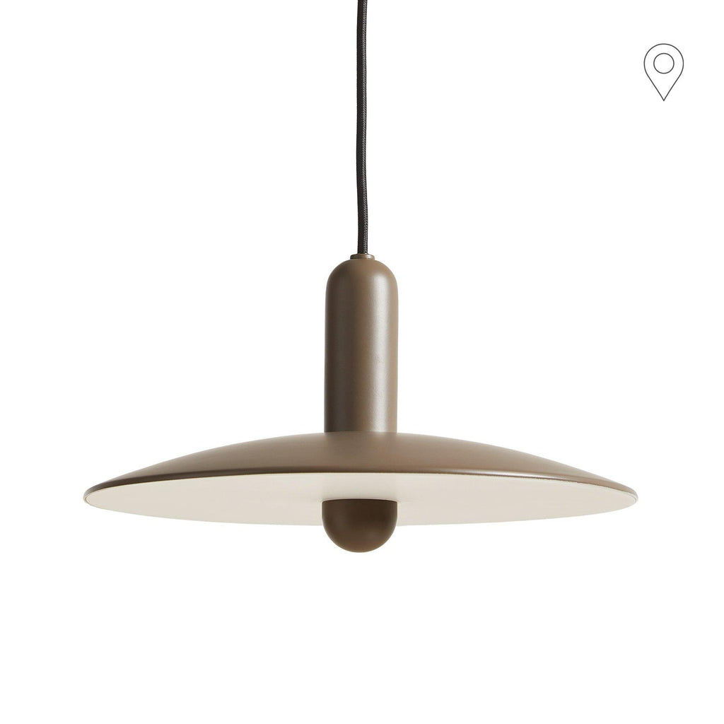 Ceiling lamp LU small, different colors - Nordic Design Home