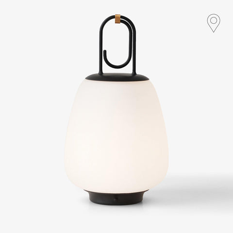 Table lamp Lucca SC51, black