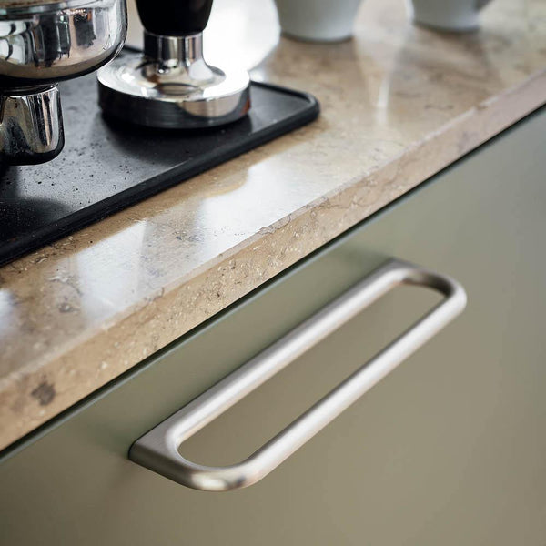Handle Luck, stainless, different sizes Nordic Design Home Handle - Nordic Design Home
