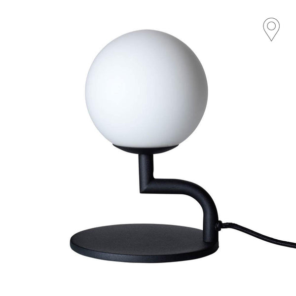 Table lamp Mobil, must - Nordic Design Home
