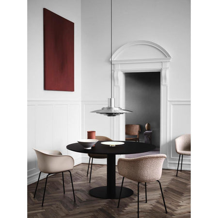 Elefy JH30, different colors, oak chair legs & Tradition Furniture - Nordic Design Home