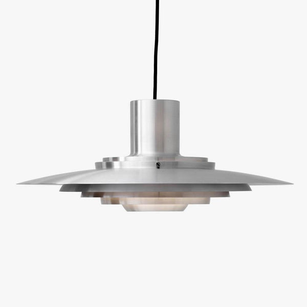 Ceiling lamp P376 KF1, Ø47.5cm, different finishes - Nordic Design Home