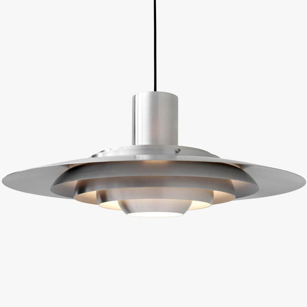 Ceiling lamp P376 KF2, Ø70cm, different finishes - Nordic Design Home