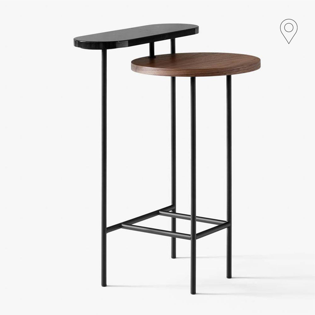 Side table Palette JH26, different colors - Nordic Design Home