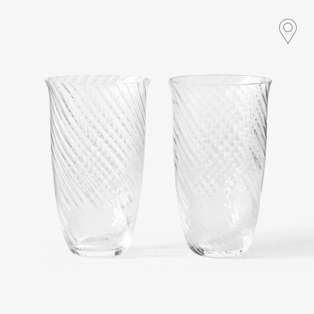 Glass Collect SC60, double set, 165ml (16.5 cl) - Nordic Design Home