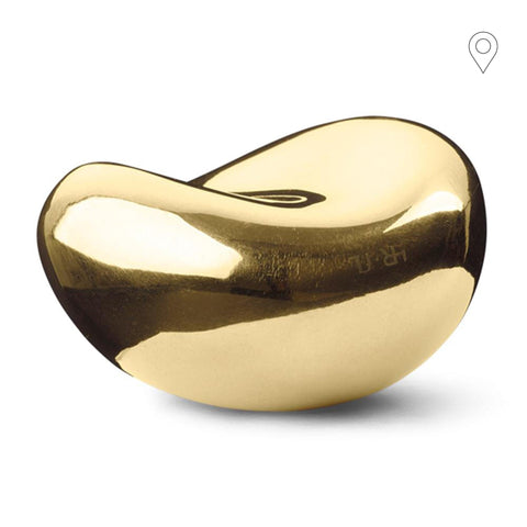 Paper weight / sculpture Sculptural Object, brass
