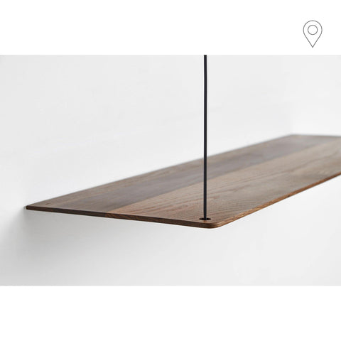 Extra shelf Stedge small 60, different finishes - Nordic Design Home
