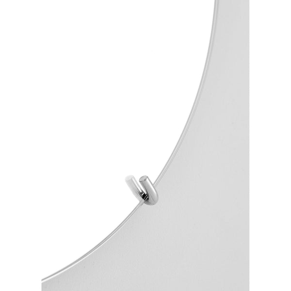 Ovaalne Peegel Wall Mirror, 133x44cm, messing