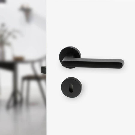 Door handle Tavira, black