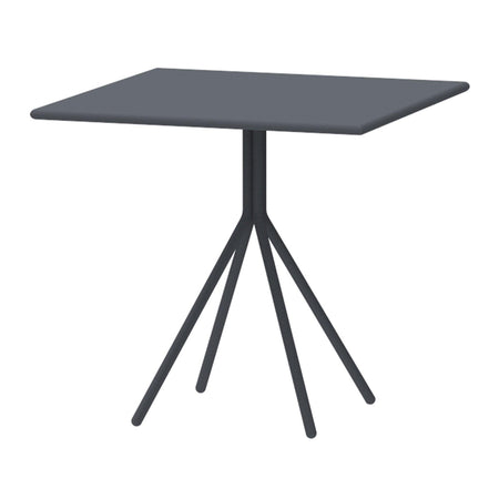 Dining table Rick, different colors, 70x70cm / 80x80cm