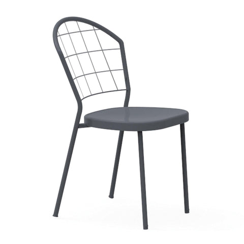 Garden chair Smooth, different colors, double set