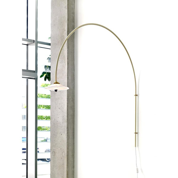 Wall lamp n ° 2, different metal finishes - Nordic Design Home
