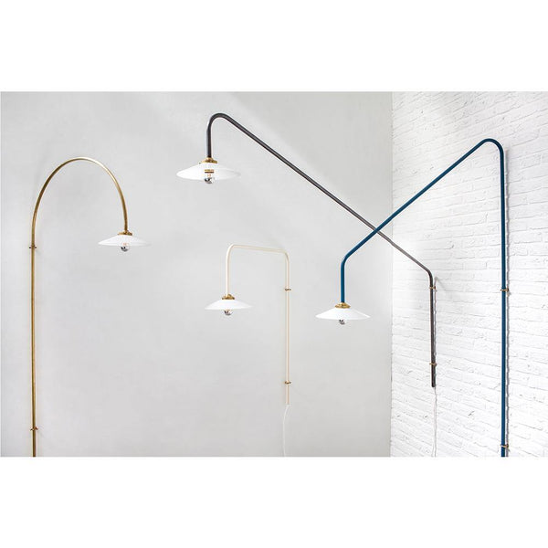Wall lamp n ° 4, brass - Nordic Design Home