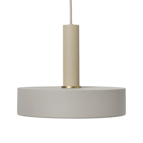 Ceiling lamp Collect - Record Shade, low, different colors - Nordic Design Home