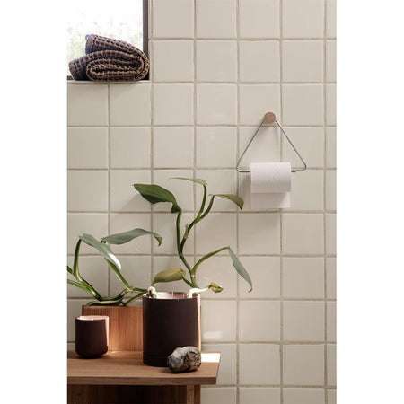 WC-paberi hoidja Toilet Paper Holder, Kroom