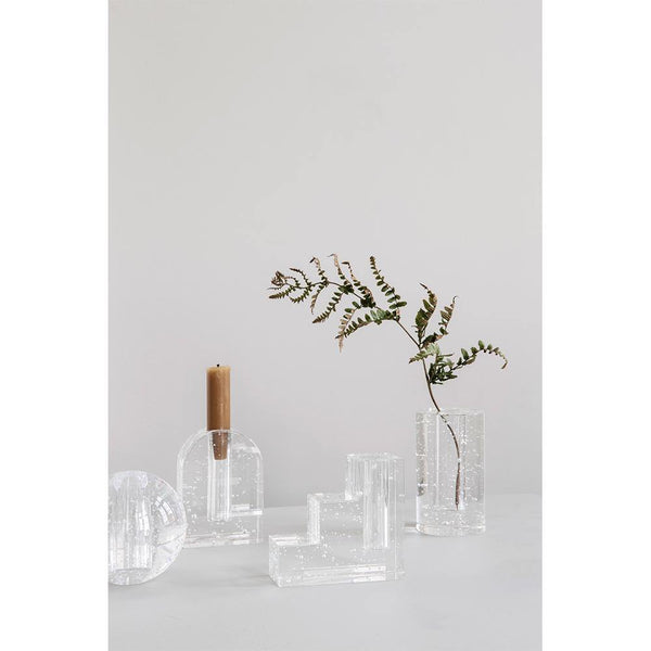 Candlestick / vase Object, round - Nordic Design Home