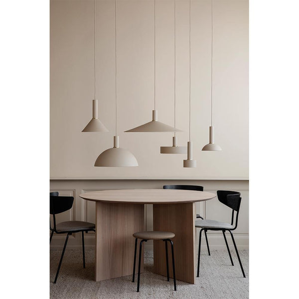Ceiling lamp Collect - Disc Shade, high, different colors - Nordic Design Home