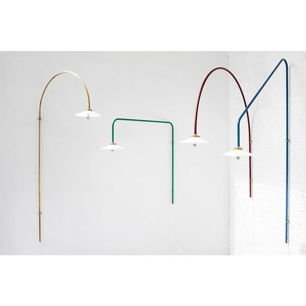 Wall lamp n ° 5, brass - Nordic Design Home