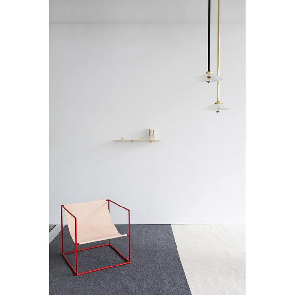 Ceiling lamp n ° 3, brass - Nordic Design Home