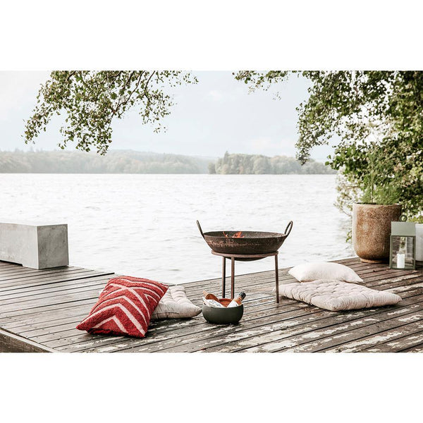 Tulease Fireplace - Nordic Design Home
