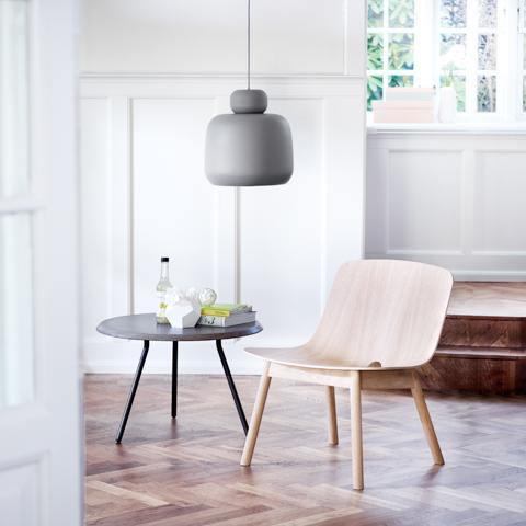 Coffee table Soround, concrete, different sizes WOUD Furniture - Nordic Design Home