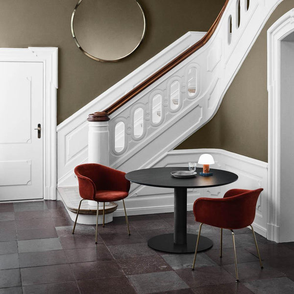 Elefy JH28, different colors, black chair legs & Tradition Furniture - Nordic Design Home