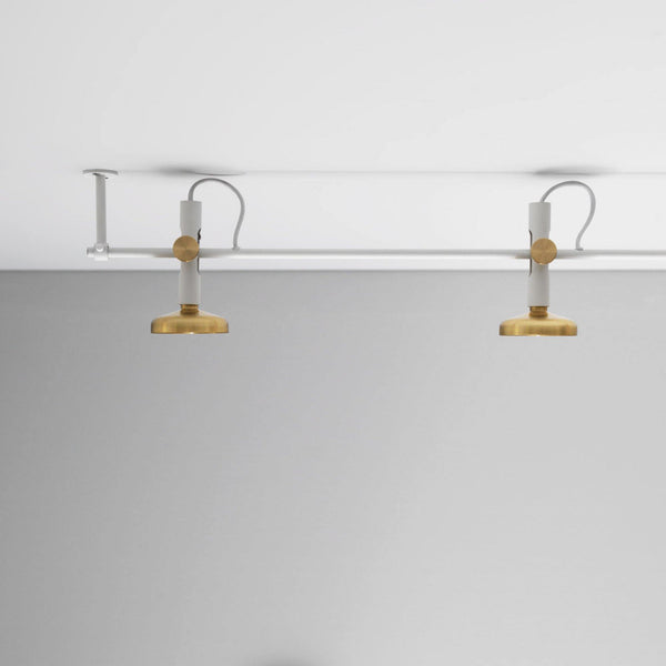 Ceiling lamp Blend with three light sources, different finishes - Nordic Design Home