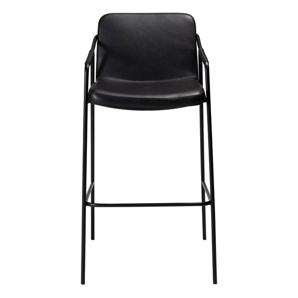 Bar chair Boto with leather cover, different heights and colors - Nordic Design Home