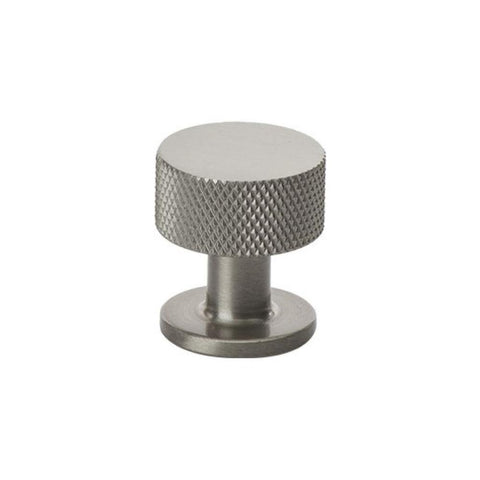 Cabinet knob Crest, silver, different sizes Nordic Design Home Handle - Nordic Design Home