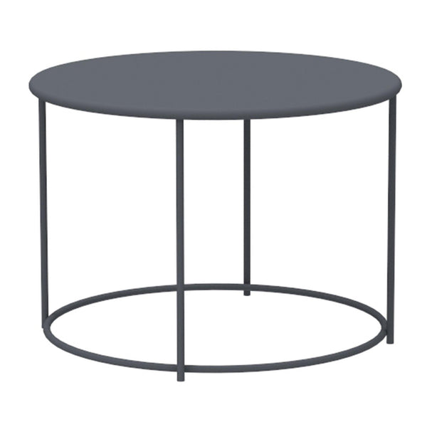 Sofa / side table Desiree round, different colors, Ø43cm / Ø60cm