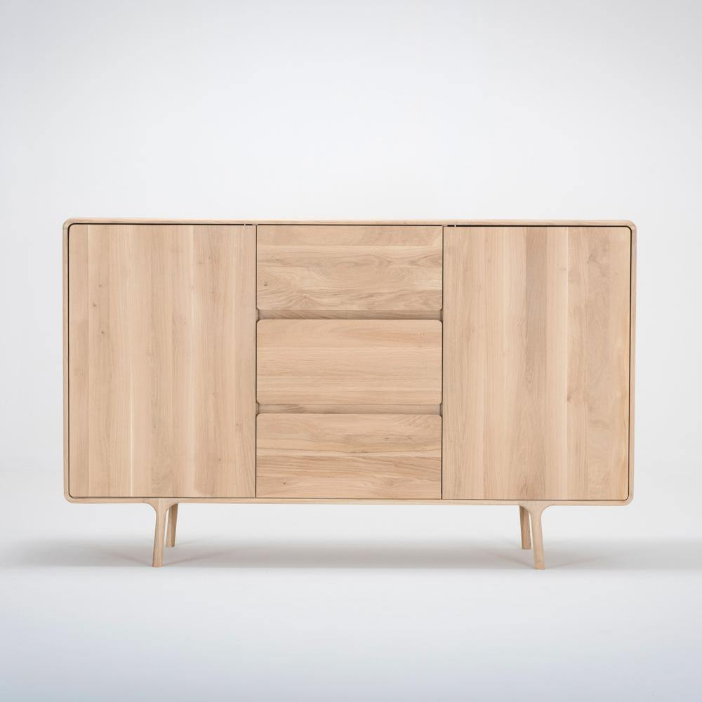 Chest of drawers Fawn 180cm, high