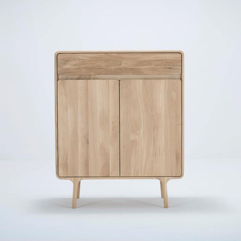 Cabinet Fawn, low Gazzda Furniture - Nordic Design Home