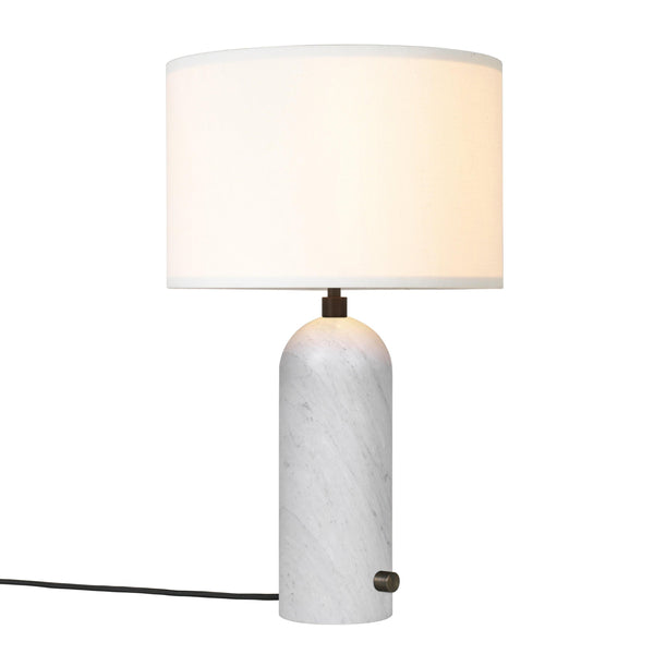 Table lamp Gravity Large Ø41x65cm, different colors and finishes