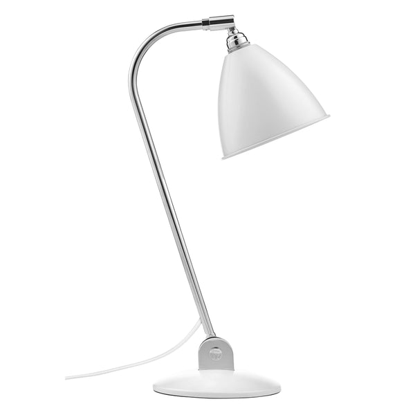 Table lamp BL2, different stem and dome finishes