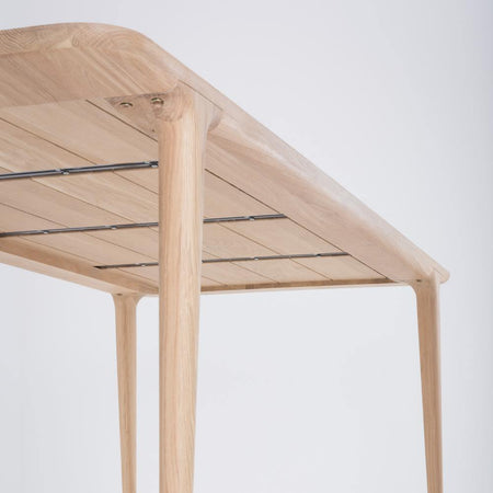 Dining table Fawn, different sizes / finishes - Nordic Design Home