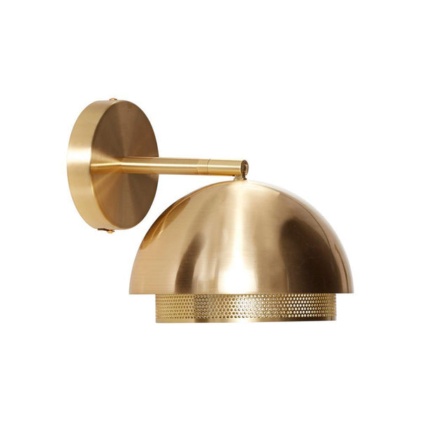 Wall lamp Prism, brass