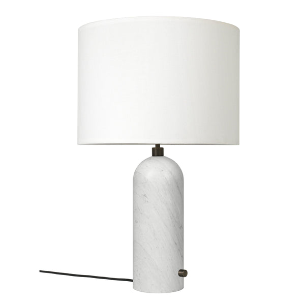 Table lamp Gravity Small Ø30x49cm, different colors and finishes