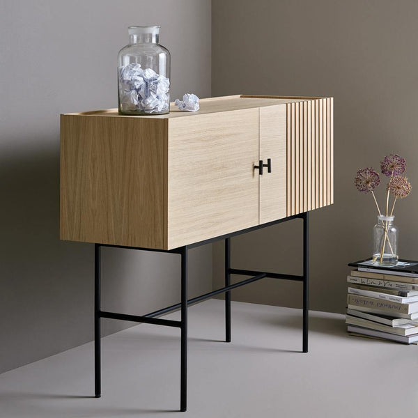 Chest of drawers Array 120, different colors WOUD Furniture - Nordic Design Home