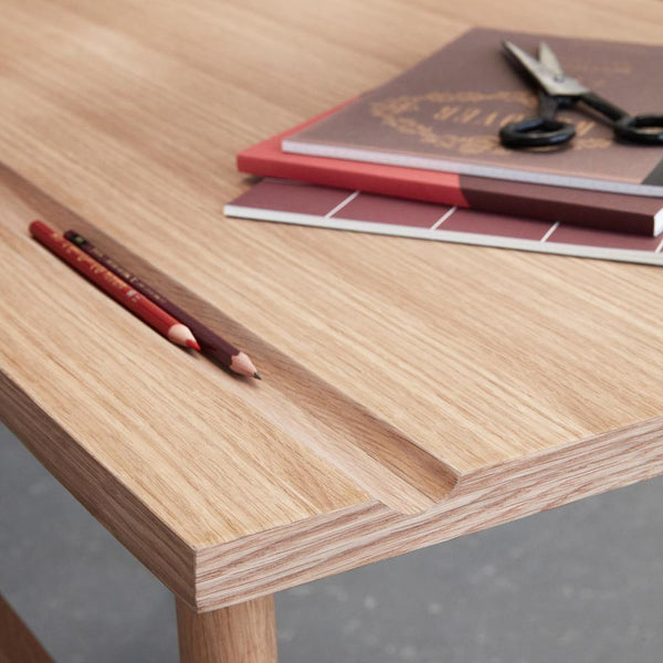 Desk Parker Hübsch Furniture - Nordic Design Home
