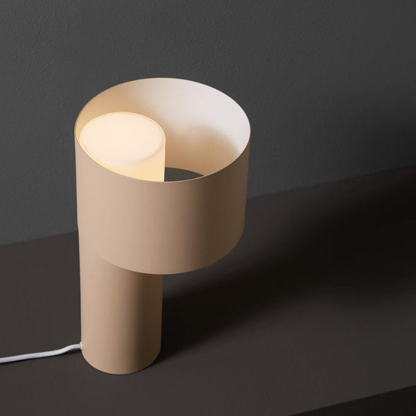 Table lamp Tangent, different colors
