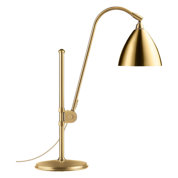 Table lamp BL1, brass / different dome finishes