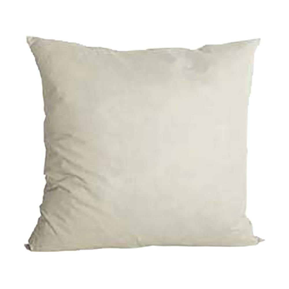 Feather pillow contents 60x60cm