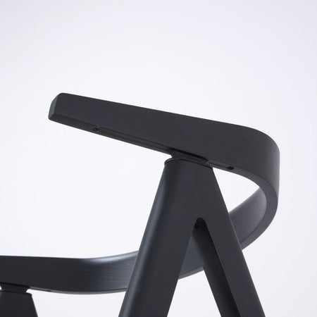 Dining chair Open with plywood seat, different finishes