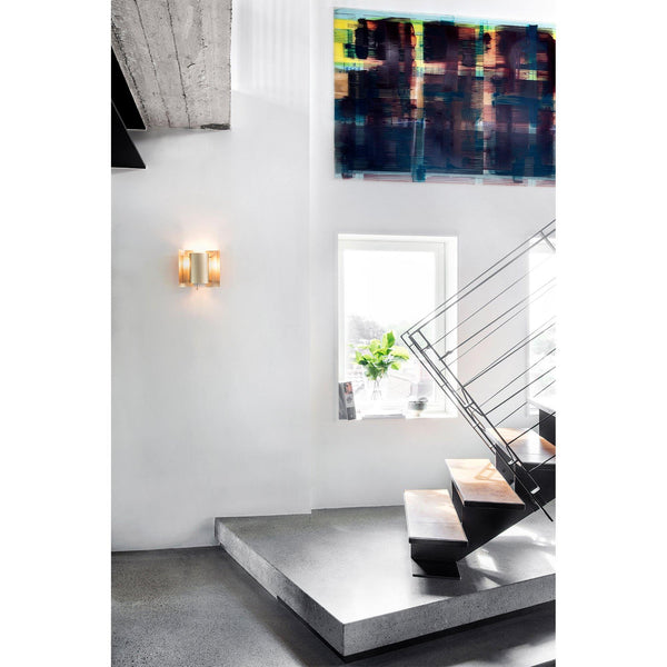 Wall lamp Butterfly perforated metal, different colors - Nordic Design Home
