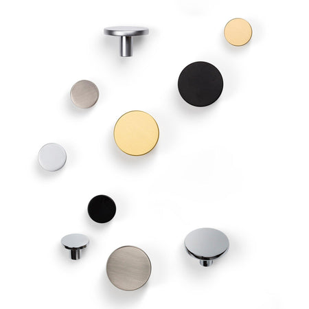 Cabinet knob Como, large, different finishes - Nordic Design Home