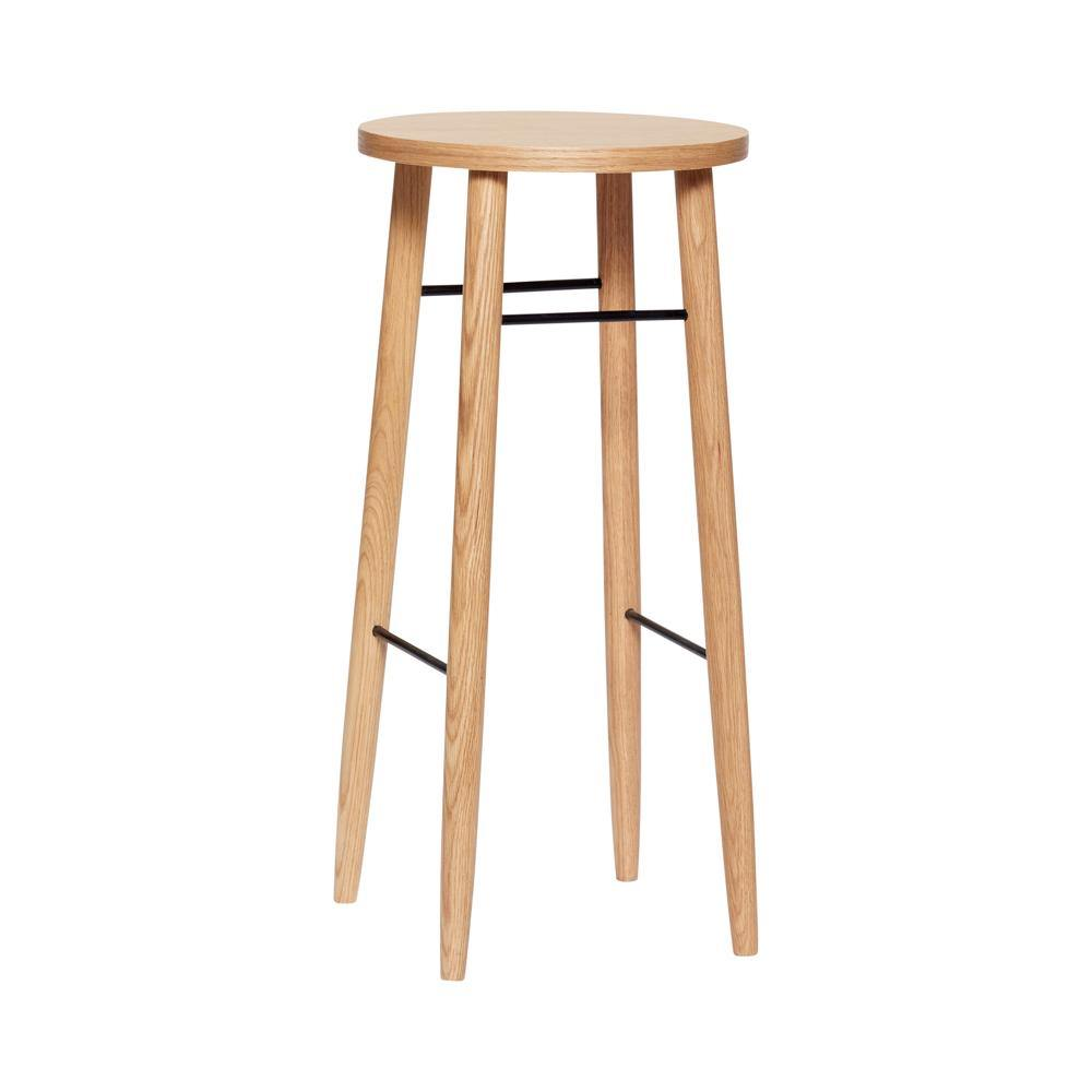 Bar stool Penny Hübsch Furniture - Nordic Design Home