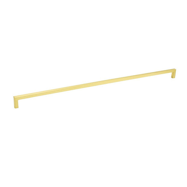Handle Ellis, brushed brass, different sizes